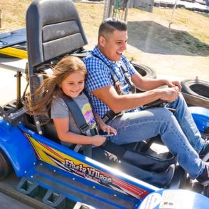 Go Kart at Fiesta Village